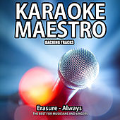 Always (Karaoke Version) (Originally Performed By Erasure) (Originally Performed By Erasure) by Tommy Melody