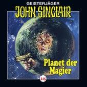 Folge 115: Der Planet der Magier. Teil 3 von 4 von John Sinclair