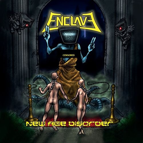 New Age Disorder by enclave