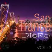 San Trance Disko, Vol. 2 by Various Artists