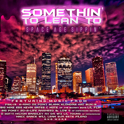 Somethin' to Lean to: Space Age Sippin' by Various Artists