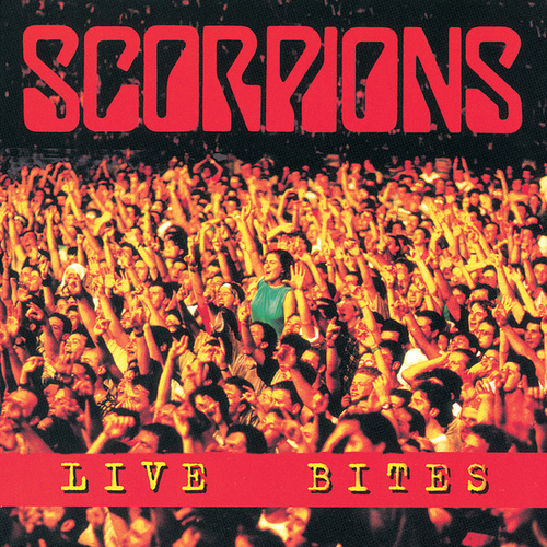 Live Bites (1988-1995) by Scorpions