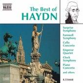 The Best of Haydn de Franz Joseph Haydn