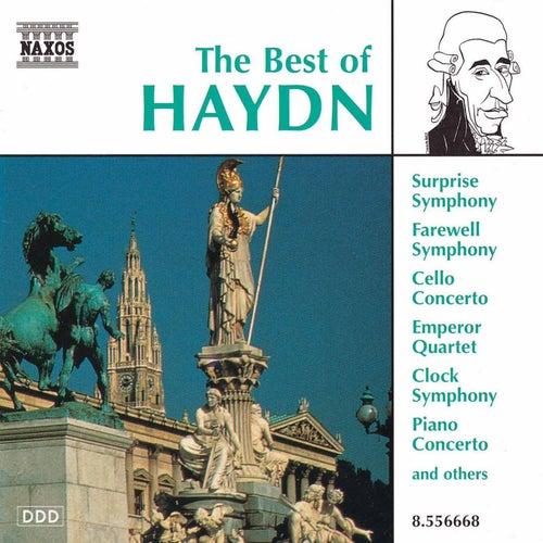 The Best of Haydn by Franz Joseph Haydn