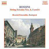 String Sonatas Nos. 4, 5 and 6 by Gioachino Rossini