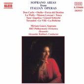 Soprano Arias from Italian Operas de Various Artists