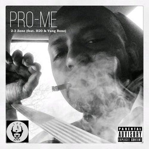 2-3 Zone (feat. H2o & Yung Bone) von Prome