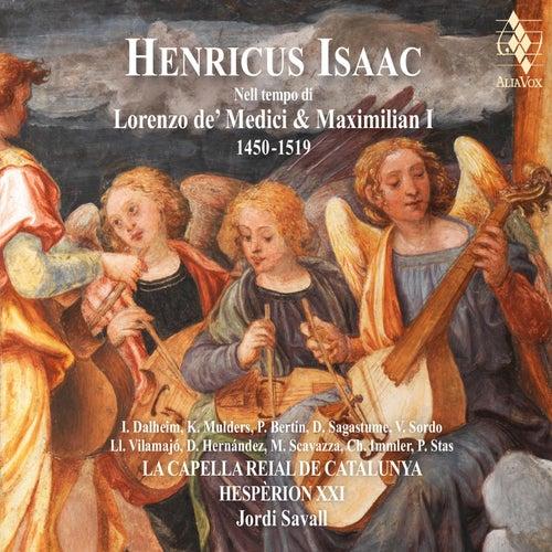 Henricus Isaac by Jordi Savall