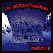 El Cheapo Recordz, Vol. 1 by Various Artists