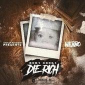 Born Broke Die Rich by Webbo