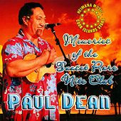 Memories of the Sunset Raro Nite Club von Paul Dean