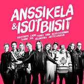 Anssi Kela ja isot biisit by Various Artists