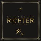 Sviatoslav Richter 100, Vol. 38 (Live) by Various Artists