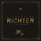 Sviatoslav Richter 100, Vol. 39 (Live) by Sviatoslav Richter