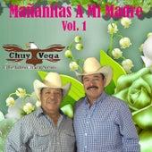 Mañanitas a Mi Madre, vol. 1 by Chuy Vega