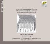 Bach: Arie variate & Lamenti by Mario Martinoli