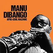 Afro-Soul Machine by Manu Dibango