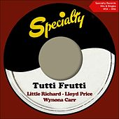 Tutti Fruiti (Specialty Records Hits & Singles 1954 - 1956) de Various Artists