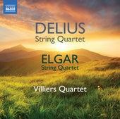 Delius & Elgar: String Quartets by Villiers Quartet