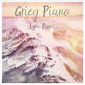 Lyric Pieces by Grieg Piano