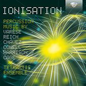 Ionisation; Percussion Music von Tetraktis Ensemble