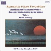 Romantic Piano Favourites Vol. 1 by Various Artists