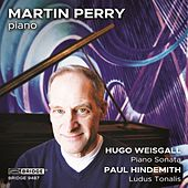 Martin Perry performs Hindemith and Weisgall by Martin Perry