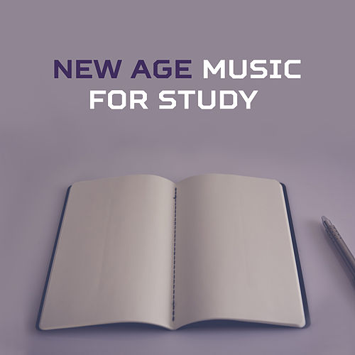 New Age Music for Study – Better Memory, Deep Focus, Soft Sounds for Concentration, Stress Relief, Relaxation, Easy Work de Studying Music and Study Music (1)
