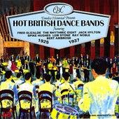 Hot British Dance Bands von Various Artists