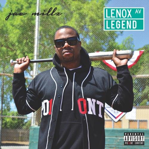 Lenox Ave Legend by Jae Millz