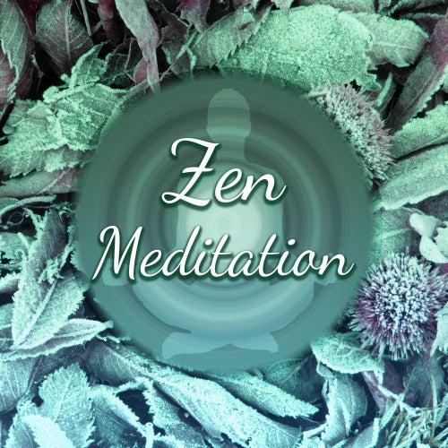 Zen Meditation – Relaxing Music for Deep Contemplation, Yoga, Mindfulness Meditation, Mantra, Tantra Background Music de Lullabies for Deep Meditation