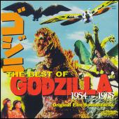 The Best Of Godzilla - 1954-1975 by Various Artists