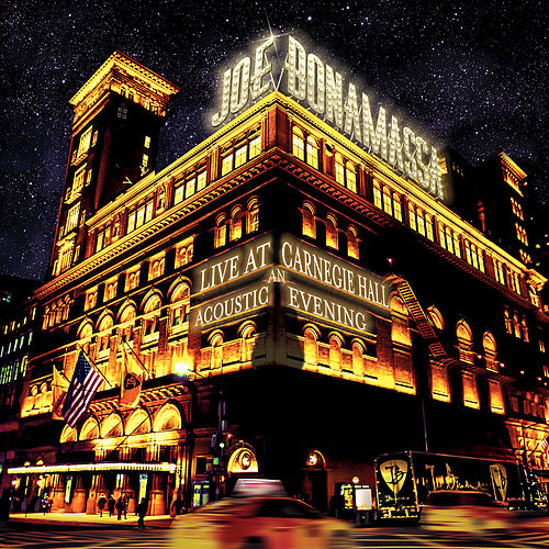 Live at Carnegie Hall - An Acoustic Evening by Joe Bonamassa