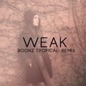 Weak (Boonz Tropical Remix) de Halloran & Kate