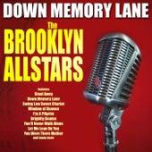 Down Memory Lane de The Brooklyn All-Stars