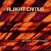 Albert Camus by Giovanni Mastrangelo