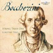Boccherini: String Trios, Op. 6 by Lubotsky Trio