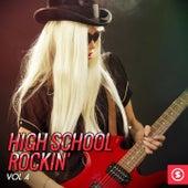 High School Rockin', Vol. 4 by Various Artists