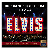 Elvis Presley - Greatest Hits - Performed by 101 Strings Orchestra de 101 Strings Orchestra