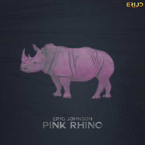 Pink Rhino by Eriq Johnson
