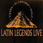 Latin Legends Live by Various Artists