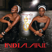 TESTIMONY VOL. 2:  LOVE & POLITICS de India.Arie