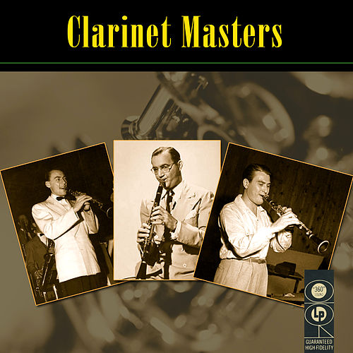 Clarinet Masters by Various Artists