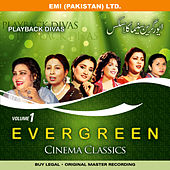 Evergreen Cinema Classic - Playback Divas Vol -1 by Various Artists