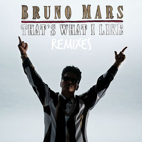That's What I Like (BLVK JVCK Remix) by Bruno Mars
