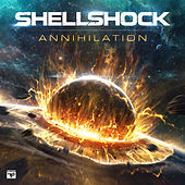 Shellshock Annihilation de Various Artists