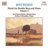 Music for Double Bass and Piano Vol. 1 by Giovanni Bottesini