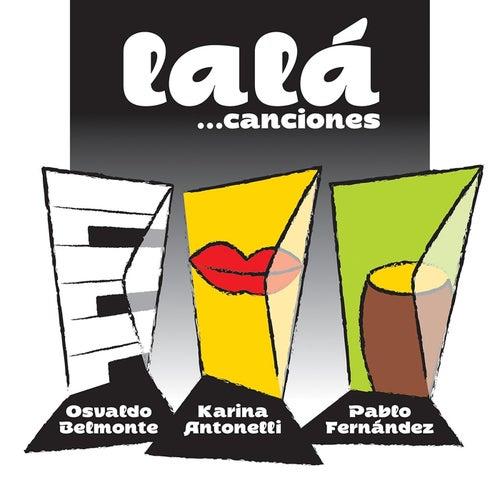 Canciones by Lalá