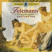Telemann: Concertos by Various Artists