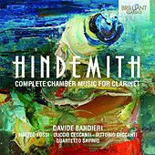 Hindemith: Complete Chamber Music for Clarinet by Various Artists
